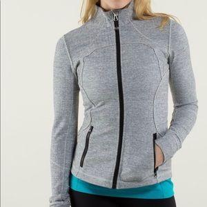 Lululemon Forme Jacket Herringbone